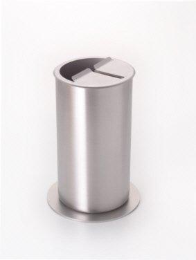 Abstreifbehälter für Tortenmesser Tischmodell