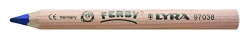 Lyra 3611120 - Matite colorate Ferby, astuccio in