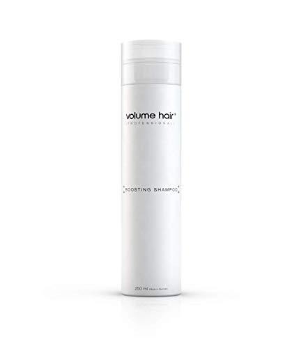 VOLUME HAIR® I Volumen Shampoo für Frauen + Männer I Boosting Shampoo I sanfte Reinigung, effektive Pflege & langanhaltendes Volumen I Made in Germany
