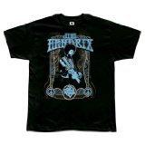 T-Shirt Jimi Hendrix - H.O.B. - Homme - X Large - Import Direct USA