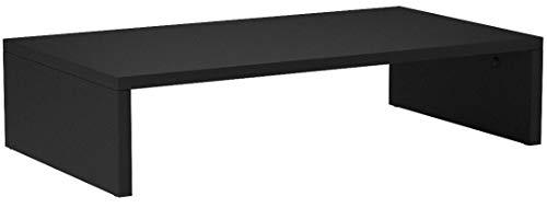 FITUEYES Elevador del Monitor de Madera Soporte para Monitor Color Negro DT104201WB