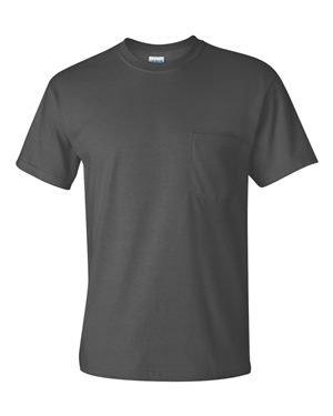 Delifhted Men's G230 6.1 oz Ultra Cotton Pocket T-Shirt (Gildan T-shirts Pocket)