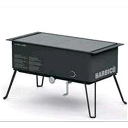 Alessi Grill Go Barbecue - Holzkohle Grill groß Gartengrill