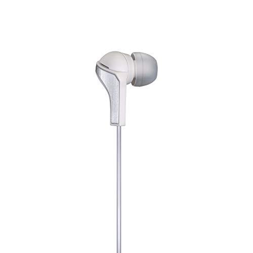 Syska HE1100 Beat Pro Wired Earphones (White)