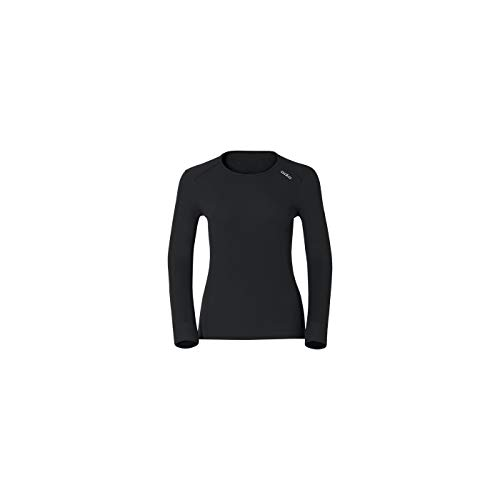 Odlo Odlo Warm Longsleeve Crew Neck Shirt Women - Damen Winterwäsche
