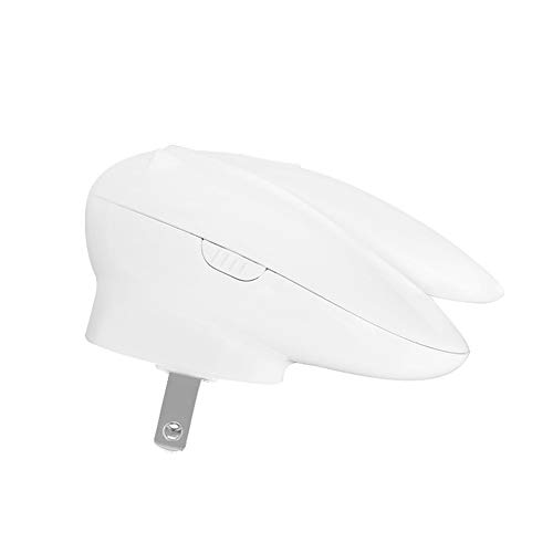 Lanbowo US-Stecker Elektronische Schädlingsvertreiber Ultraschall rejector Maus Mosquito Ratten Repellent Killer (Elektronische Schabe Repellent)