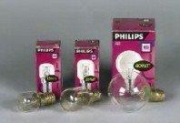 Philips Tropfenlampe ball 40W E14 OVEN P45x78 Backofenlampe 300°C -