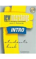 New Interchange Intro Student's Book/CD Bundle: English for International Communication (New Interchange English for International Communication) by Jack C. Richards (2001-01-30)
