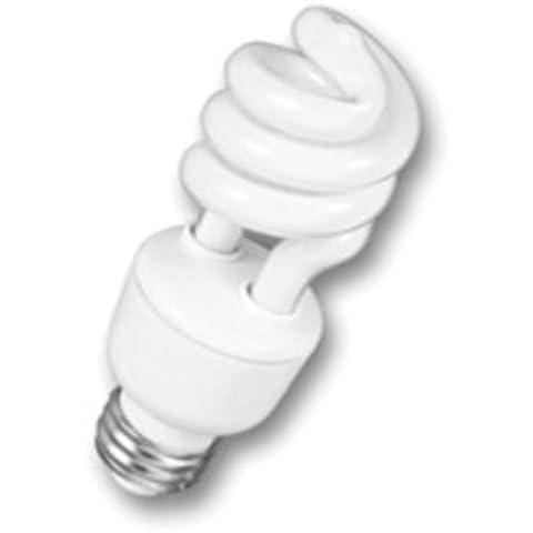 Illumi 12 Vmonster proiezioni bianco caldo DC 12 Volt 15 Watt-Lampadina fluorescente compatta per sistemi a bassa tensione Off-Grid