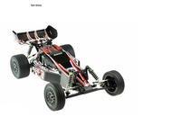 Rayline - Funrace 03 a15 Alta Velocidad del Coche RC Buggy RC de hasta 48 km / h