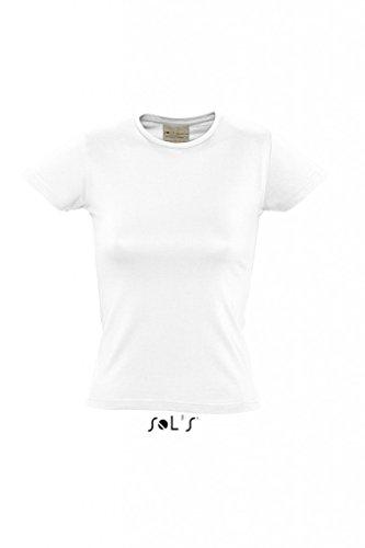 Organic Cotton Women T-Shirt White