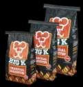 Big K Briquette Charcoal–Sacchetto da 5kg