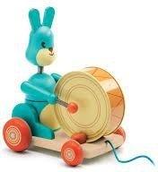 Djeco  - Arrastre Bunny boum