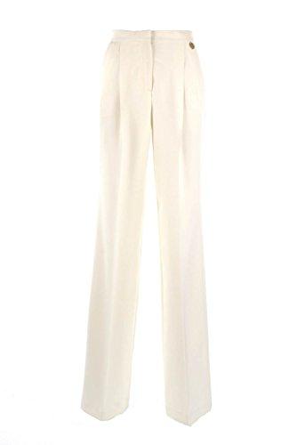 Pantalone Donna Mangano 38 Bianco A16pmng00256 Autunno Inverno 2015/16