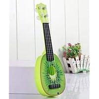 SRM Kiwi Shaped Musical Guitar - Green