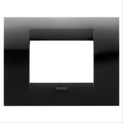 Gewiss GW16403TN Black outlet box - Outlet Boxes