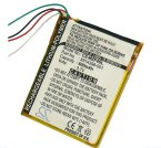 Batterie für Microsoft Zune 4G, Zune 8G, Zune Flash 4GB, Zune Flash 8GB, Zune ... (Zune-flash)