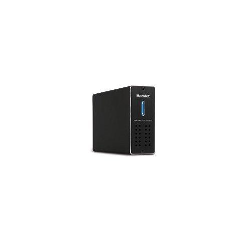 Hamlet HXDAS25 - Dispositivo almacenamiento red interfaz