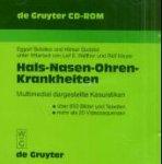 Hals- Nasen- Ohren- Krankheiten. CD- ROM f�r Windows 3.1/95 Bild