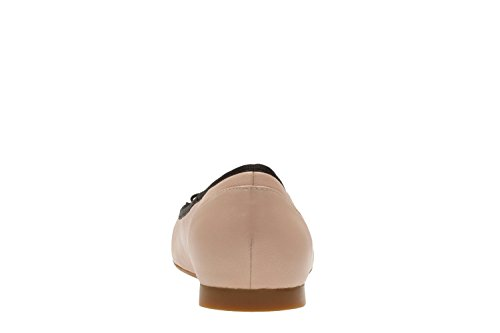 Clarks Couture Bloom, Mocassini Donna Nude
