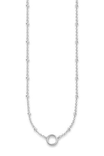Thomas Sabo Damen-Kette Charm Club 925 Sterling Silber 40 - 45 cm X0233-001-12-L45v