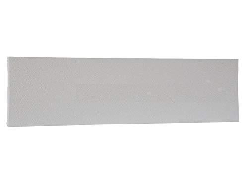 400Watt Infrarotheizung, 150x32 cm, für Räume 10-20m³, Wand- & Deckenmontage, HVH400