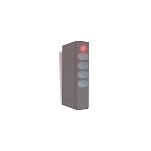 PRASTEL - TELECOMMANDE / EMETTEUR 4 CANAUX 433 MHZ PRASTEL *** REMPLACE PAR TC4E**** - MPSTL4E