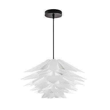 Moderne Kronleuchter Deckenleuchten Anhänger Diy Kit Lotus Kronleuchter Pp Pendelleuchte Lampenschirm Pendelleuchte Deckenleuchte Kronleuchter Licht Nicht Enthalten Glühbirne 3C Ce Fcc Rohs für Wohnz -