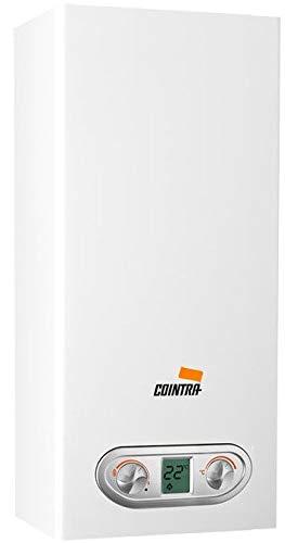 Cointra supreme plus - Calentador gas estanco supreme-11e