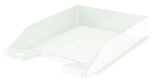 HAN 10271-12, Briefablage ELEGANCE, Modern, Schick, Edel und Hochglänzend, 6er Packung, weiß