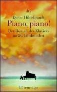 Buchseite und Rezensionen zu 'Piano, piano!' von Dieter Hildebrandt