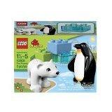 LEGO Duplo LEGOVille Zoo Friends 10501...