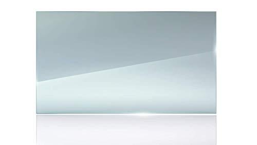 Glaswerk-Tanhas - Floatglas recht-eckig | Glasplatte-n/Glasscheibe-n//Tischplatte nach Mass | 6 mm Stärke (Dicke) | Sonderanfertigung möglich | Auch als Ablage für Kühlschrank/Tisch