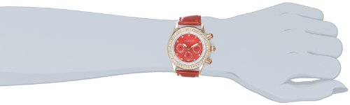 Akribos-XXIV-Damen-Lux-Multifunktions-Swiss-Dazzling-Armbanduhr