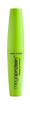 wet n wild Mega Protein Waterproof Mascara, 1er Pack (1 x 0.008 l)