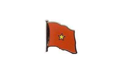 Flaggen-Pin/Anstecker Vietnam vergoldet