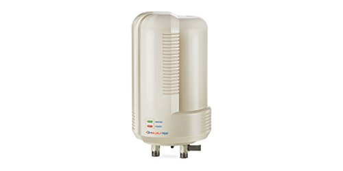 Bajaj Majesty 3-Litre 3000-Watt Stainless Steel Instant Water Heater (Ivory)