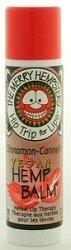 Merry Hempsters - Cinnamon - Organic Lip Balm Sticks .14 oz