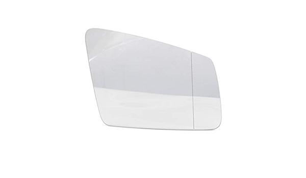 Jinghengrong Destro passeggero Sostituzione Laterale riscaldata specchietto retrovisore Specchio di Vetro per Mercedes W212 204 221 2.128.102,521 Mila