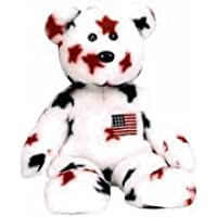 1 X Ty Beanie Buddies - Glory the Bear by Beanie Buddies