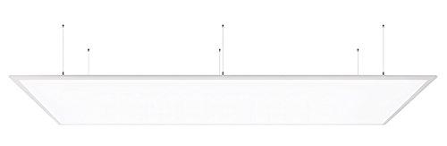 KapegoLED lampada da parete lampada da soffitto LED Panel 4K II, 220-240V, 40W, Bianco satinato, classe di efficienza energetica: A +