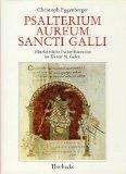 Psalterium aureum Sancti Galli. Mittelalterliche Psalterillustration im Kloster St. Gallen