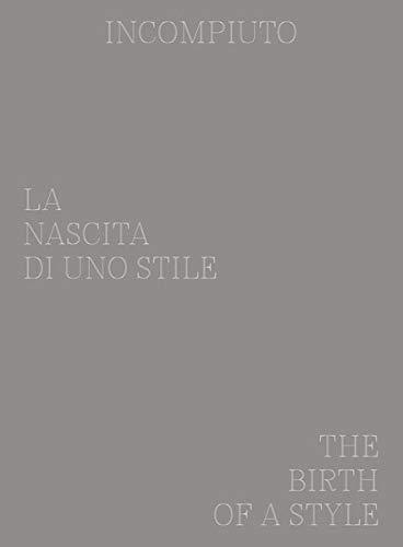 Incompiuto: The Birth of a Style Ricci Kunst