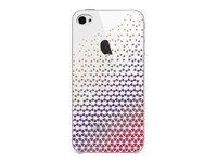 Belkin Acrylic Case For Iphone 44s - Blackgreenyellow