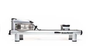 WaterRower Rudergerät M1 HiRise, Metall -