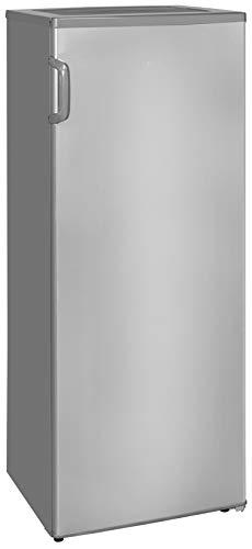 Exquisit GS 175-1 A++ Gefrierschrank/Silber / 160 Liter / 5 Schubladen