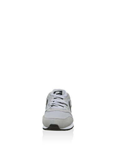Nike  Md Runner 2, Sneakers Basses homme Multicolore (Wolf Grey/black-white)