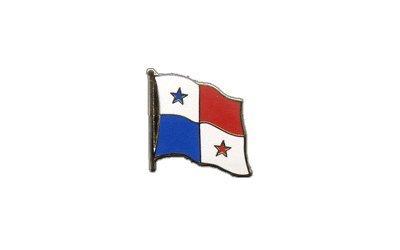 Flaggen-Pin/Anstecker Panama vergoldet (Flagge Panama Pin)