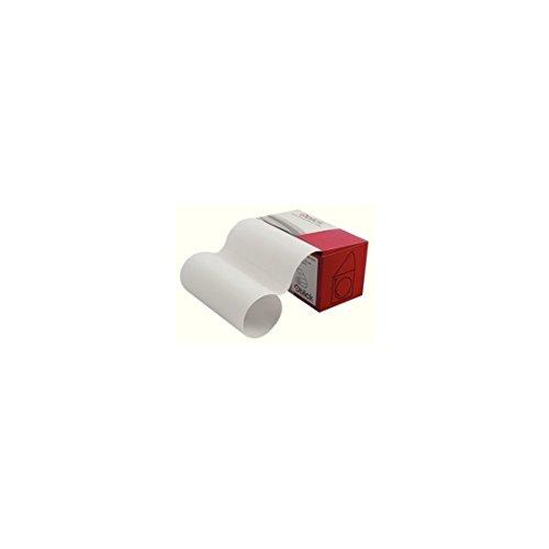 Blick Label Roll - Etiquetas de dirección (80 x 120 mm), blanco