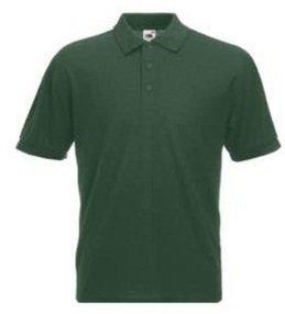 Fruit of the Loom Jungen Blusen T-Shirt grün Dunkelgrün 15 Jahre (15 Stein)